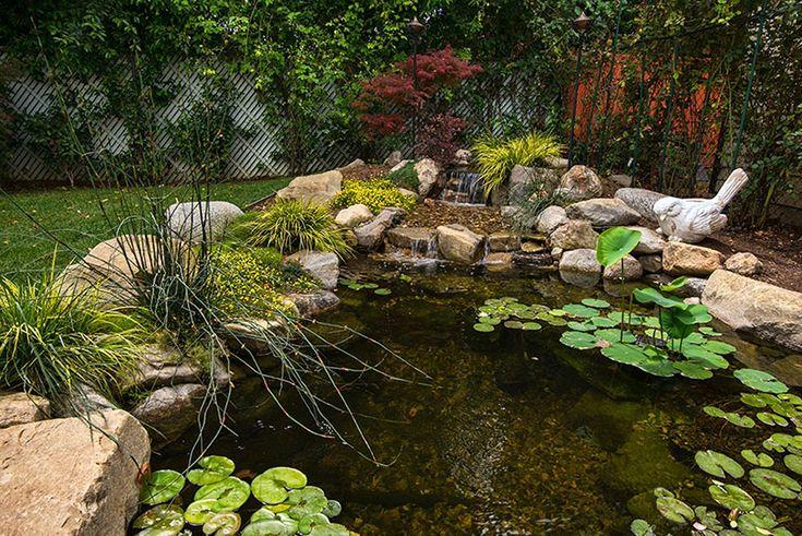 74 Best H2o Features Images On Pinterest Garden Ideas