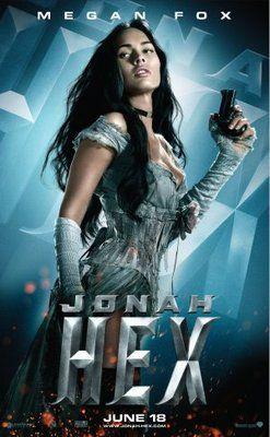 Jonah Hex (2010) movie #poster, #tshirt, #mousepad, #movieposters2