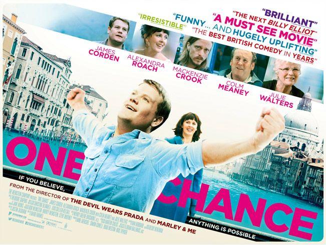 One Chance | Stu Loves Film