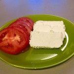 pomidor + biały ser = ból stawów