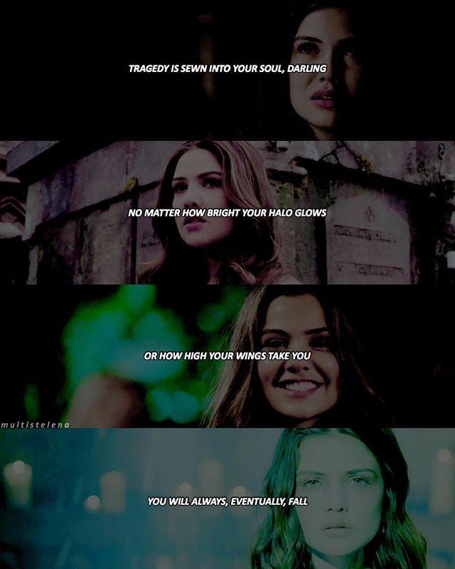 ❦ [davina claire] I miss her so much :((( — qotd; saddest death on the originals? aotd; davina's was the worst for me #theoriginals #davinaclaire #daniellecampbell