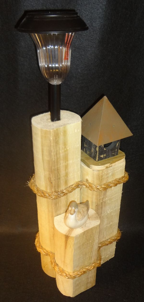 1000 images about fence post ideas on pinterest wood for Where to buy solar lights for crafts