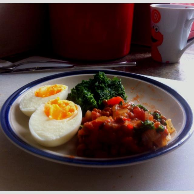 #4HB Four Hour Body. Breakfast