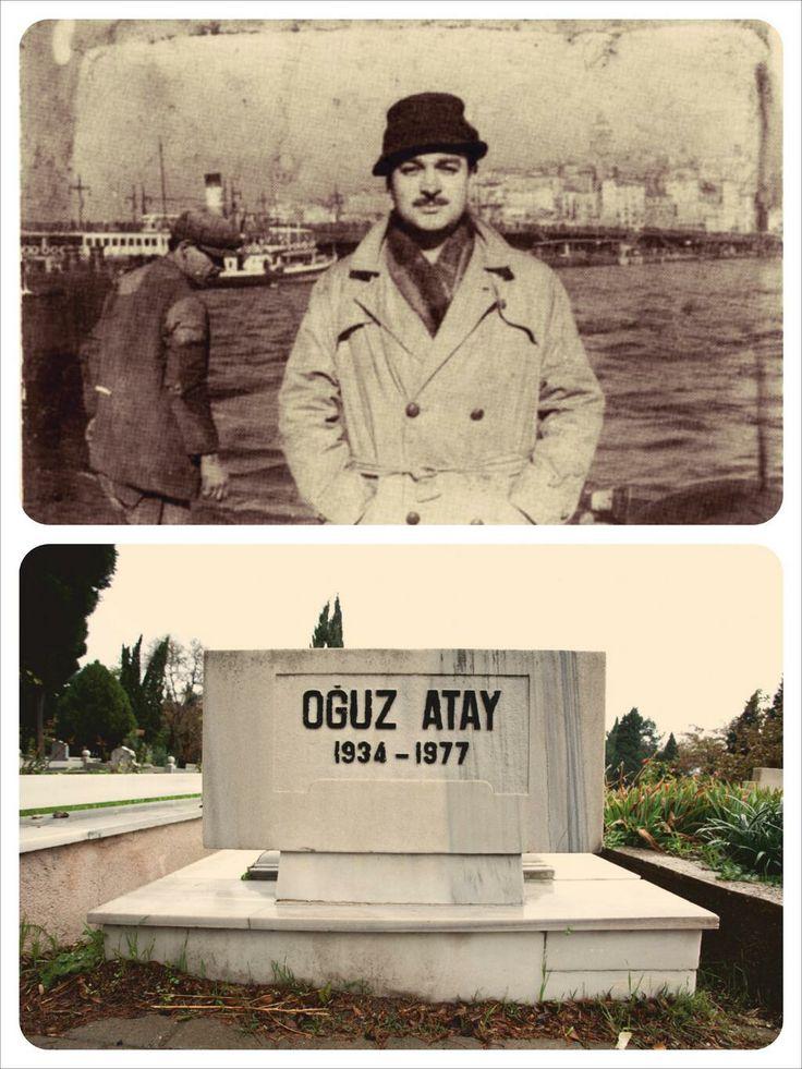 Oğuz Atay, 13 Aralık 1977'de arkadaşı Altay Gündüz'ün Mecidiyeköy'deki evinde vefat eder