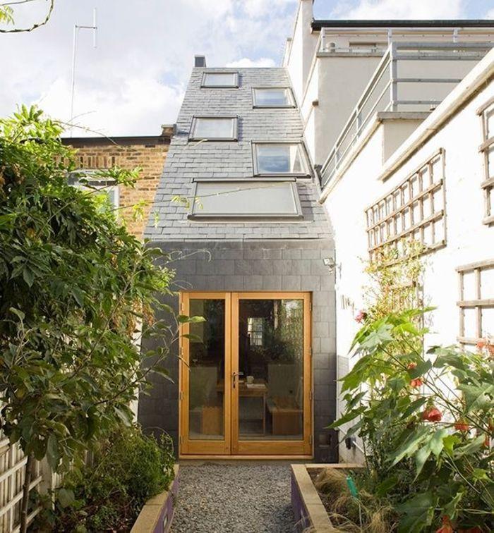 Лондонский дом шириной 2,3 м – Красивые квартиры
