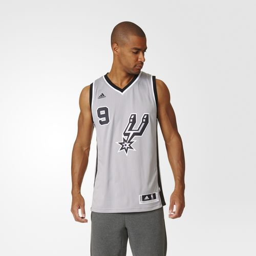 adidas - Spurs Replica Swingman Jersey