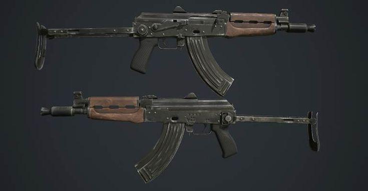 Zastava M92 for Unreal Engine 4, Aleksa Dragutinovic on ArtStation at https://www.artstation.com/artwork/2WnlA