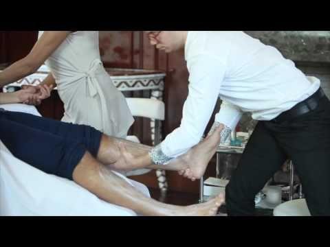 Film de Bastien Gonzalez's #spa #marrakech #royalmansour