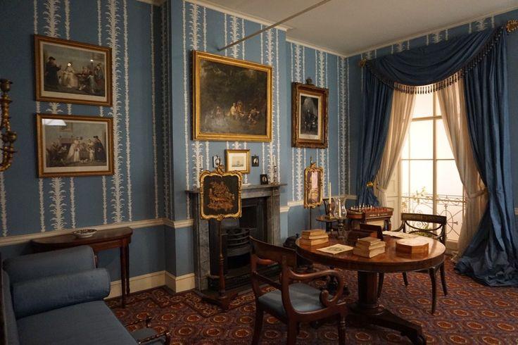 Confira a evolução dos lares ingleses no Geffrye Museum. A entrada é gratuita.