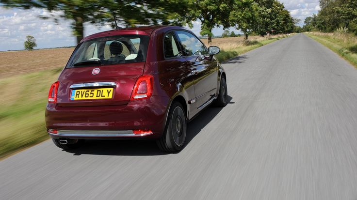 Fiat 500 TwinAir (2016 facelift) review