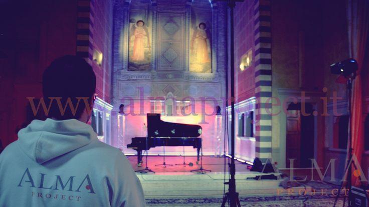 140118 - ALMA PROJECT - Coda piano @ FSH Florence