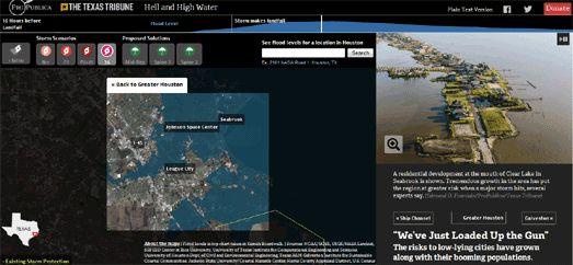 - The Houston Hurricane Simulator