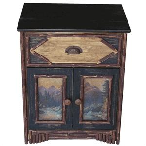 101 best adirondack style images on pinterest cabins - Adirondack style bedroom furniture ...