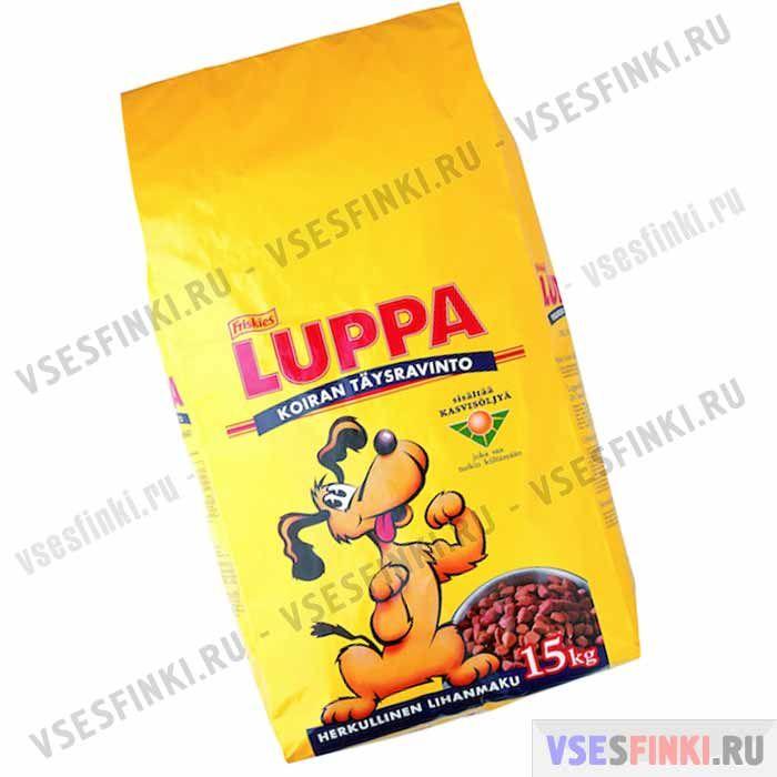 Корм для собак Luppa (Мясо) 15 кг