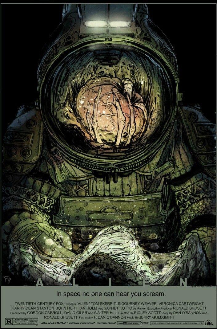 Alien #Alien