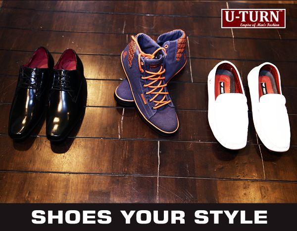 Compliment your dazzling style with the matching #Shoes, Which step will suit your style?
