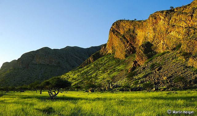 Damaraland landscape by Martin_Heigan, via Flickr