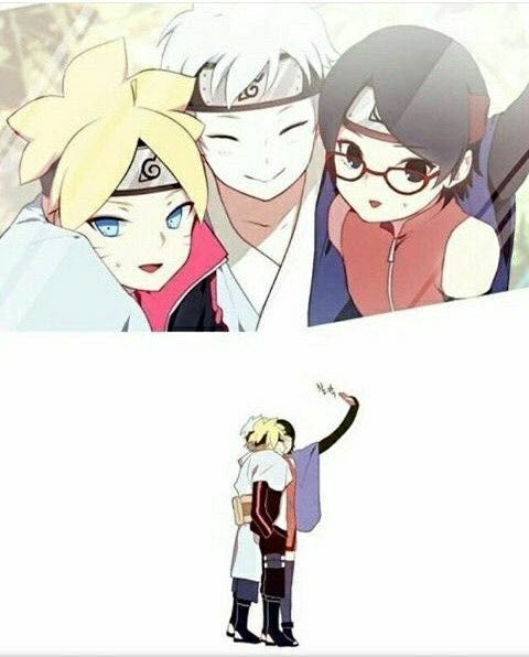Boruto Boyfriend Scenarios - When you meet again | Naruto | Naruto