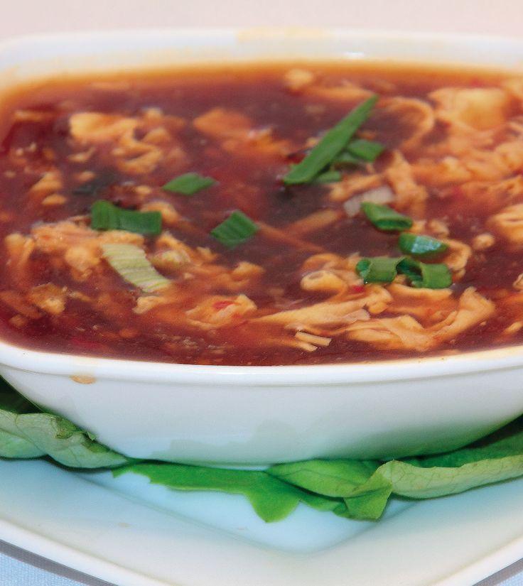 Csípős-savanyú leves recept