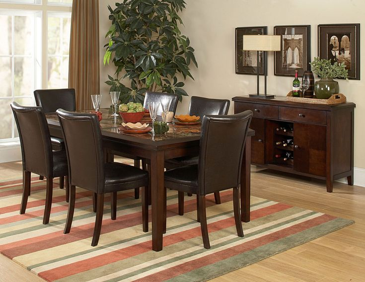 Homelegance Belvedere 78In Dining Collection Price 82500