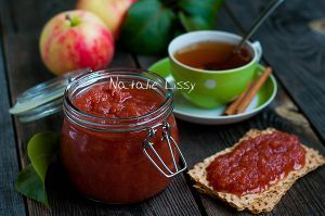Apple jam: vanilla sweetness, citrus notes - http://bit.ly/1O7eDuD