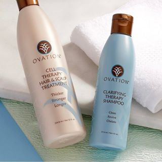 Healthy Hair Care Products | Ovation Hair® Protein Treatment