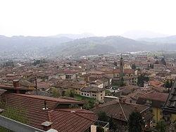 Casnigo, Italy. My Dads hometown.