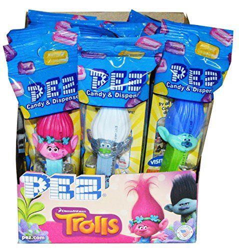 Trolls Pez Dispensers (Pack of 12) PEZ Candy https://smile.amazon.com/dp/B01LZIRMIK/ref=cm_sw_r_pi_dp_x_n92tybFH8AXCH