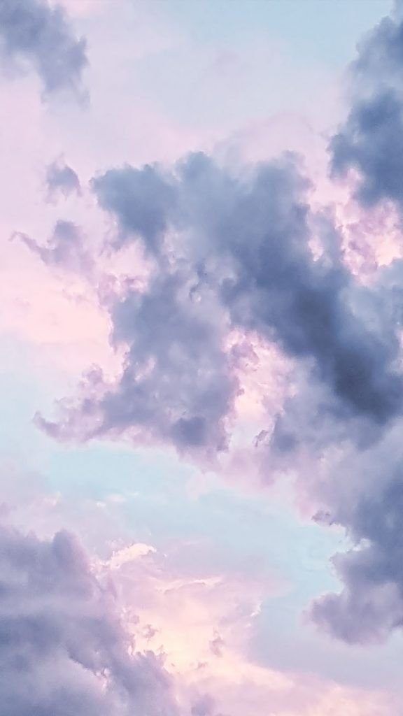 35 Beautiful Cloud Aesthetic Wallpaper Backgrounds For Iphone Free Download Aesthetic Backgrounds Wallpaper Pastel Wallpaper Cantik Wallpaper Ungu