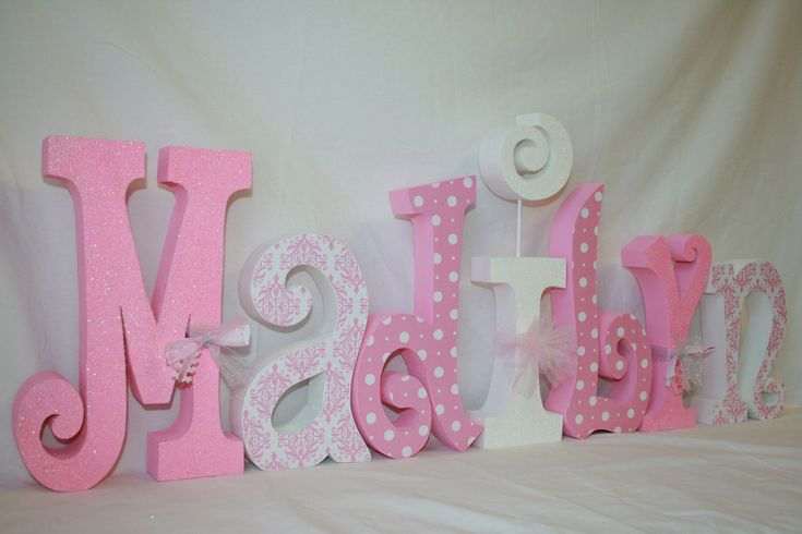 1000 ideas about wooden name letters on pinterest name for S letter decoration