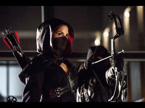 Nyssa al Ghul • I kneel before no one