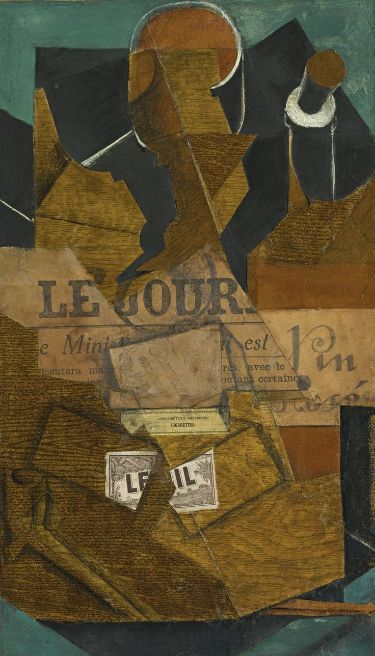 Impressionism Vs Cubism Essay