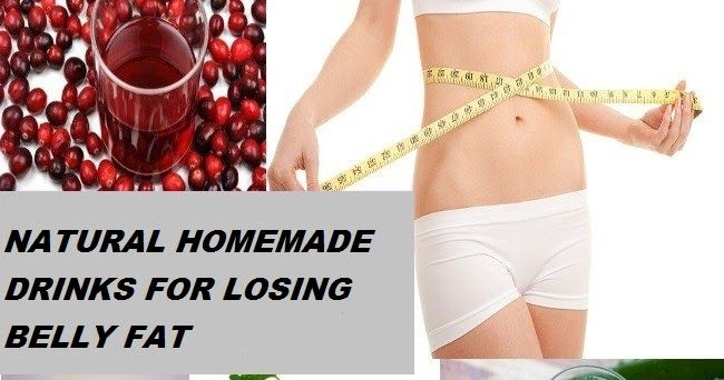 Natural Fitness Tips: NATURAL HOMEMADE DRINKS FOR LOSING BELLY FAT