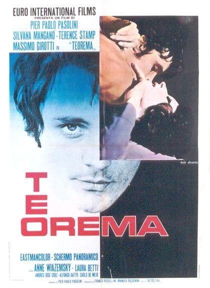 Un film di Pierpaolo Pasolini  Italia 1968 *** (Drammatico)