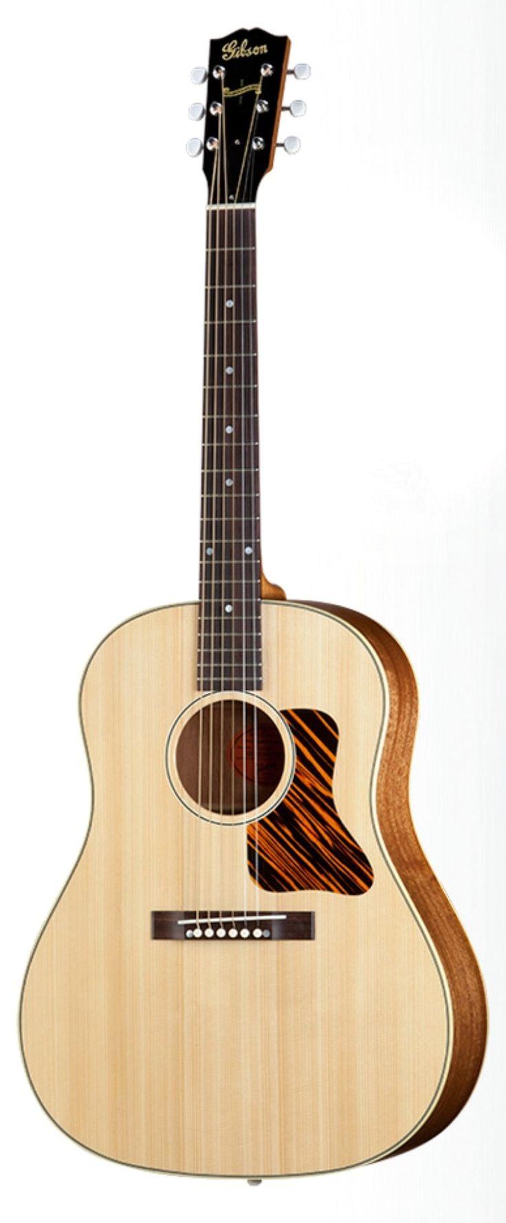 Gibson J-35 (via Gibson Acoustic Guitars)