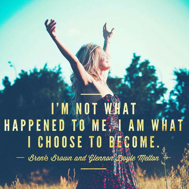 What happened doesn't matter. It never does. All that ever matters is: what next? You are not what happened to you, but you might just be what you do next.   So... what now?   #LoveWarrior #risingstrong www.suzanneabels.com