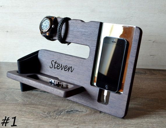 Docking Station,Charging Station,Anniversary Gifts for Men,Birthday