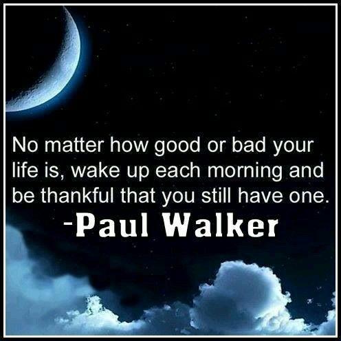 RIP .. Paul Walker