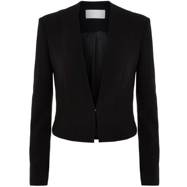 BOSS Womenswear Cropped Blazer ($420) …