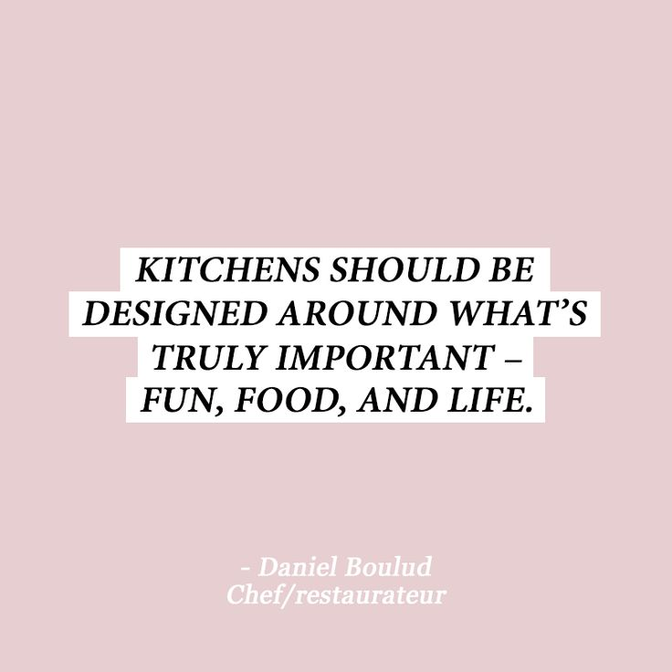 Pinkmilk the kitchen pinterest design och inspiration for Kitchen design quotes