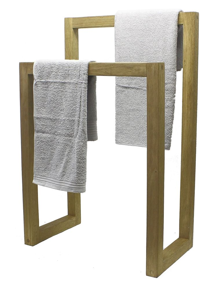 For the bathroom or bedroom - a towel on hand is always useful.