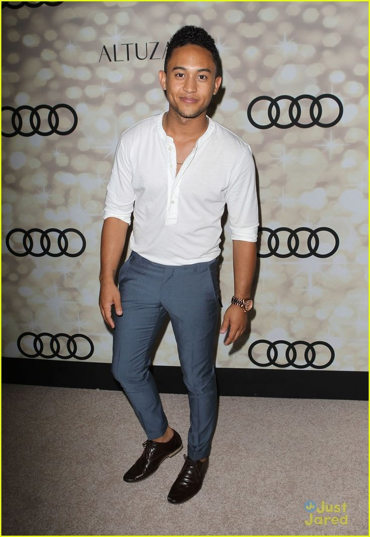 Tahj Mowry: Emmys 2013 Kick-Off Party