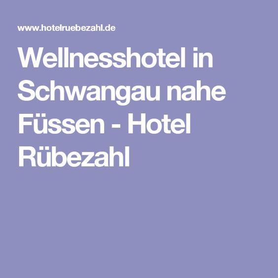 Wellnesshotel in Schwangau nahe Füssen - Hotel Rübezahl