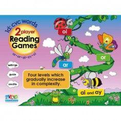 PLD 2P Read 1d - ar, or, ai, ay, oi words