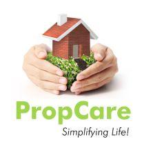 PropCare logo design