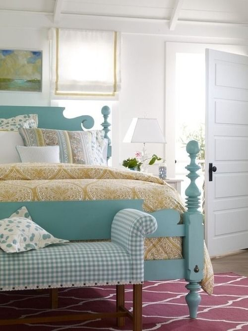 Lovely, peaceful bedroom