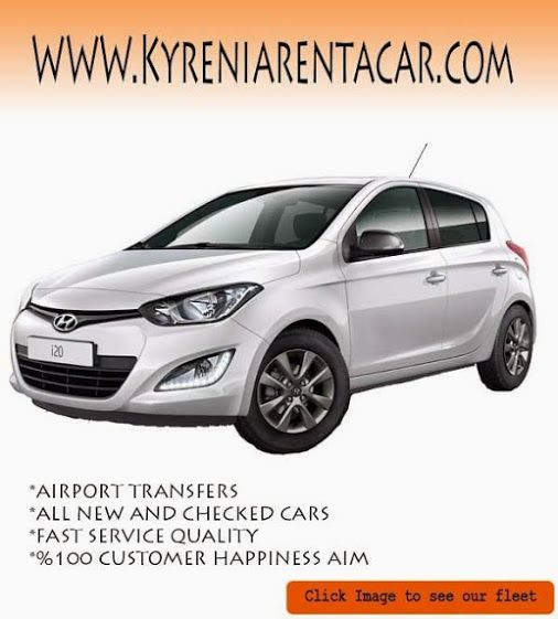 Kyrenia Rent a Car is one of the online car rental brands of Sun Rent a Car, being the leading car rental firm in Cyprus since 1978. Sun Rent a Car rental firm has the largest fleet in the car rental sector of Cyprus. Even though many companies operate in Cyprus rental car industry, 36 years of experience guarantees the quality of trust and service to customers.
