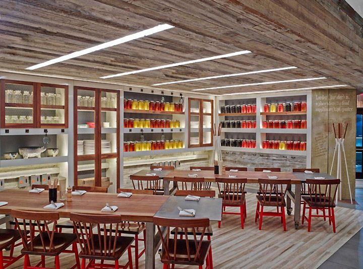 Farmers Fishers Bakers restaurant by GrizForm Design Architects Washington