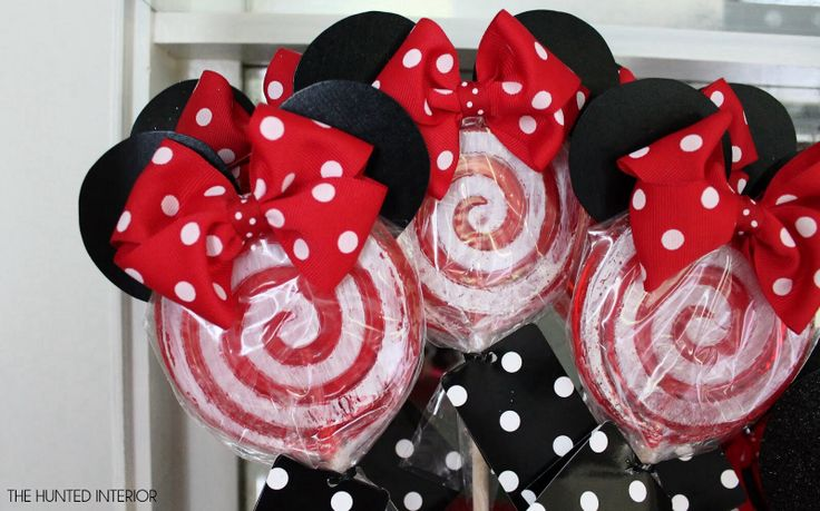 Minnie Mouse party for audy's 2nd b-day