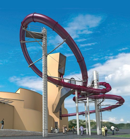 Inflatable Water Slide Dubai: 8 Best Crazy Water Slides Images On Pinterest